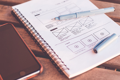 Mockups and Wireframes